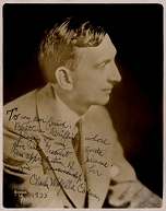 Cadman, Charles Wakefield - Photograph Signed - (39)