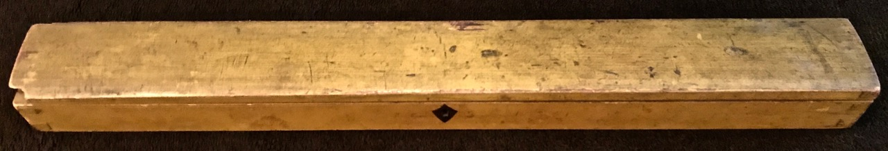 Flute - American Flute In Folk Art Case - Firth Hall & Pond - (5505)
