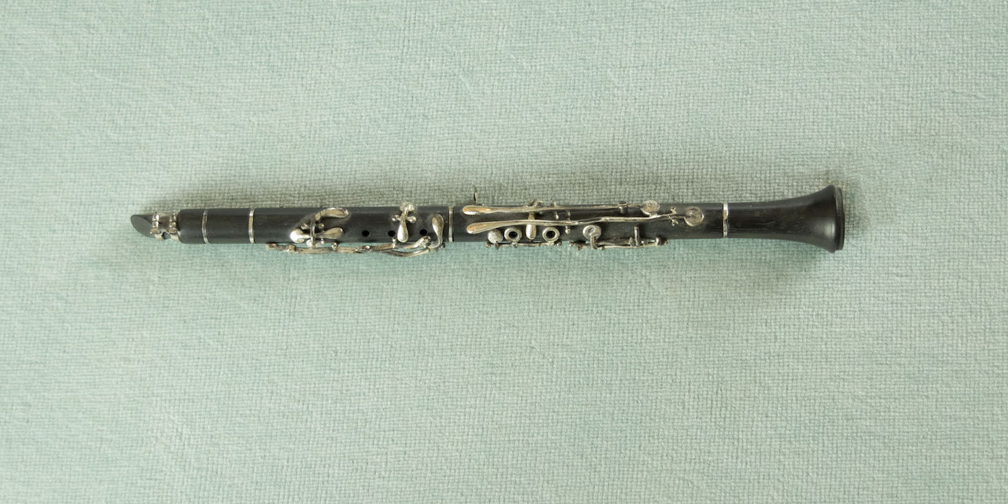 Clarinet - Miniature - (3847)