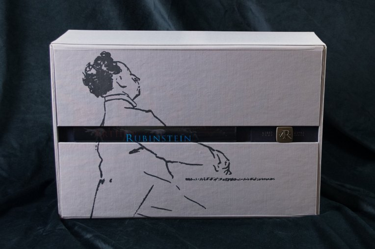 "Rubinstein, Arthur - Deluxe CD Box Set - ""The Arthur Rubinstein Collection"". - (4949)"