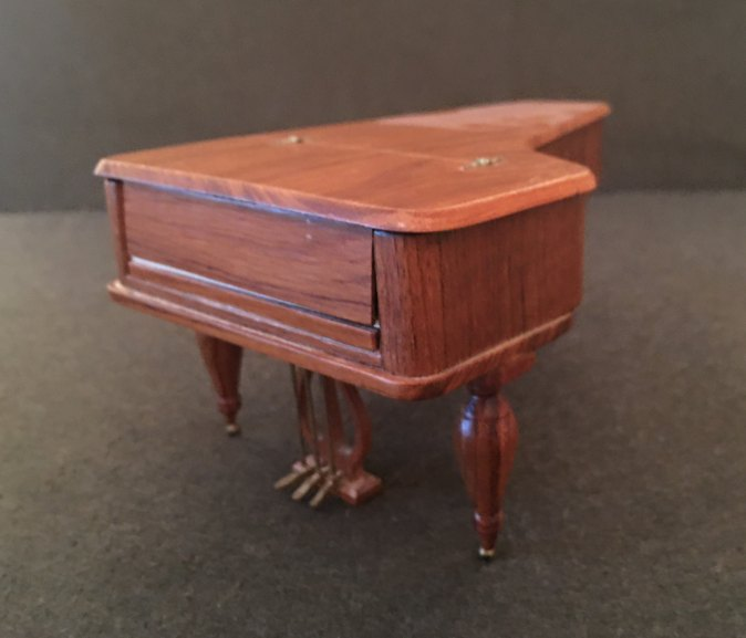 Piano - Miniature Beethoven Piano - Partelow, Ralph - (6818)