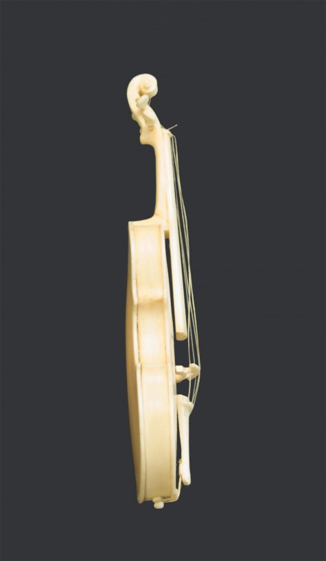 Violin - Ivory Miniature - (5900)